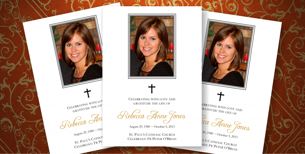 Creating a Funeral Order of Service | Memorial & Funeral Stationery Blog